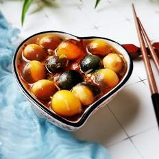 彩椒鵪鶉蛋