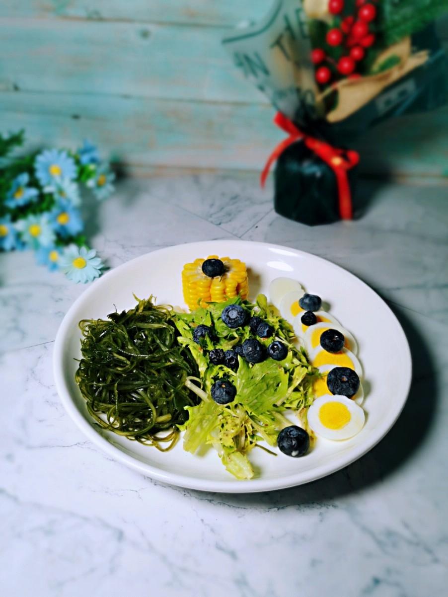 蔬菜能量沙拉