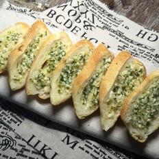 法式蒜蓉面包