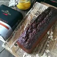 可可燕麦蛋糕