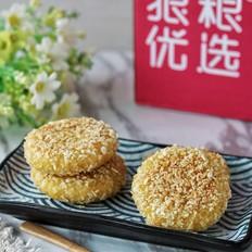 芝士红薯米饼