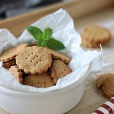 黄豆粉饼干