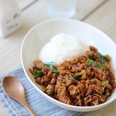 韩式葱爆肥牛的做法