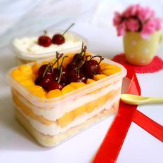 芒果便当蛋糕