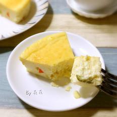 彩蔬芝士蛋糕