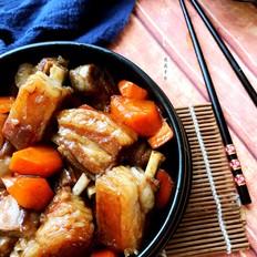 羊排胡萝卜煲