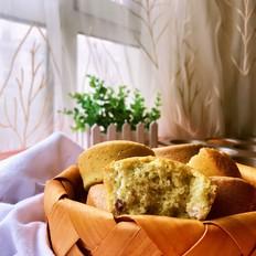 抹茶蜜豆小蛋糕
