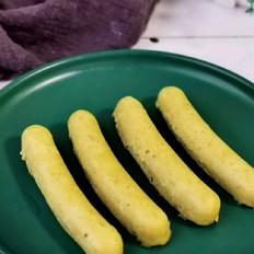 鹅肝山药土豆肠