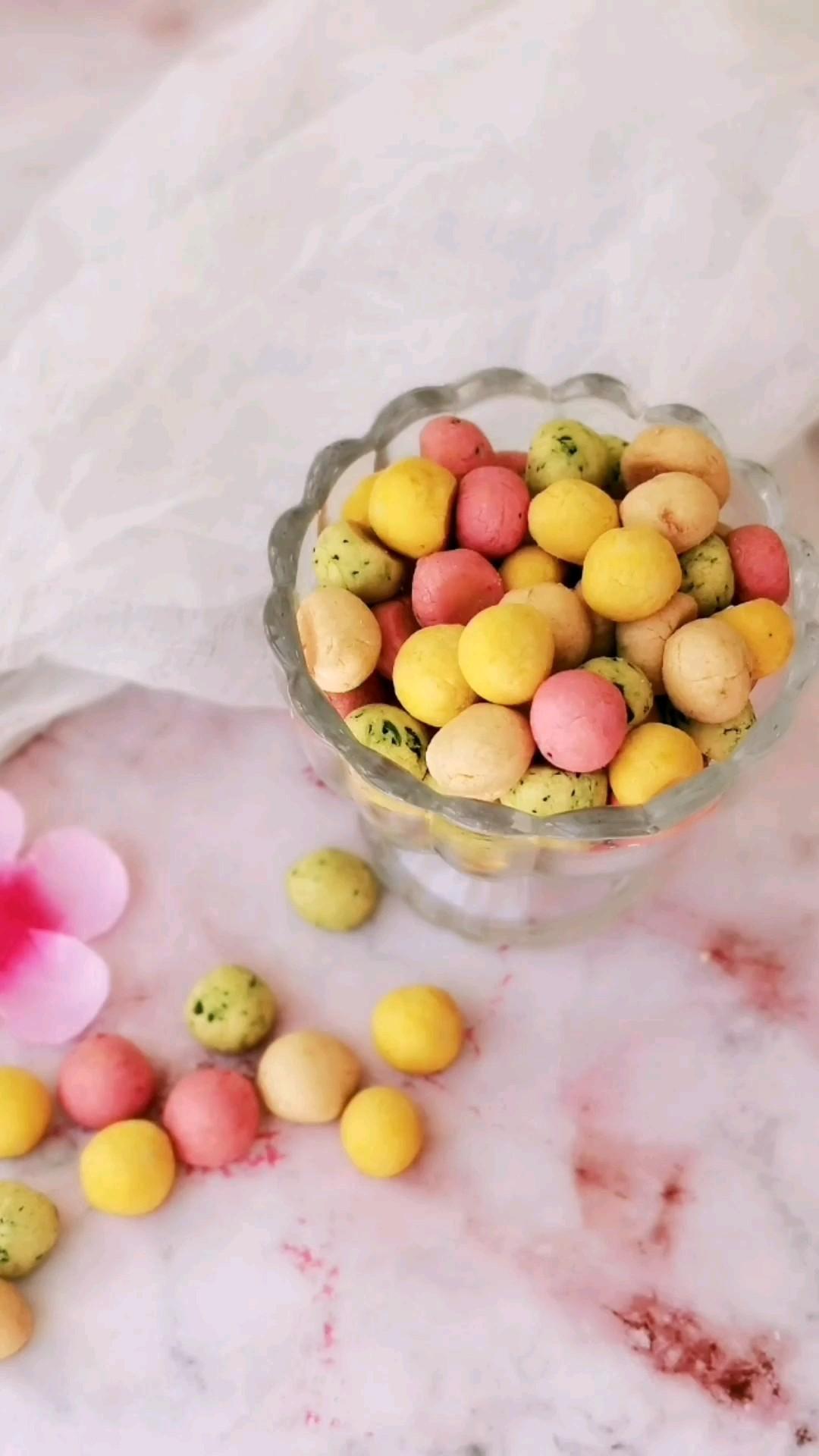 宝宝果蔬奶豆