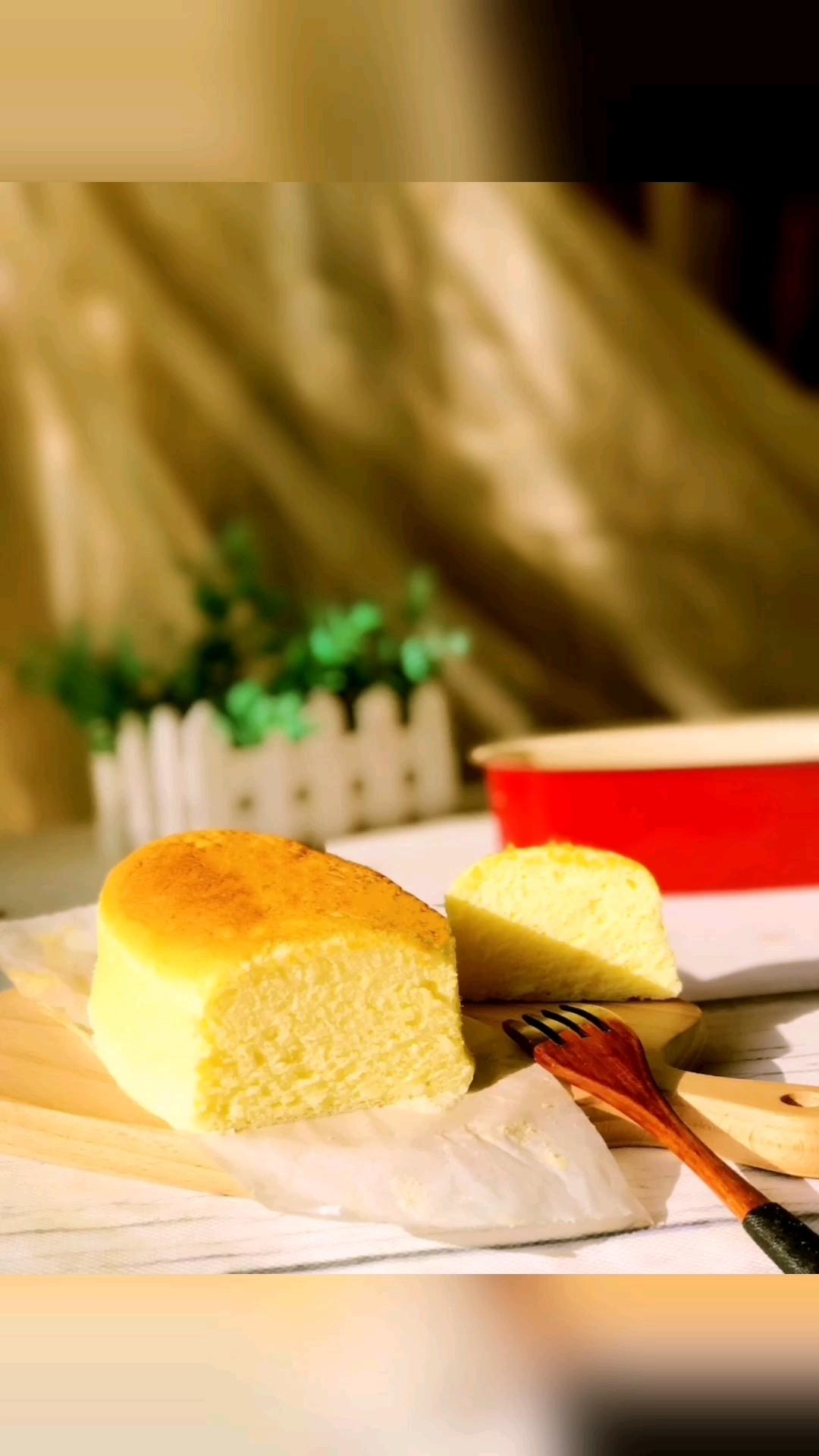 奶香芝士蛋糕