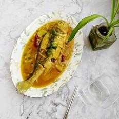 蒜香黄花鱼的做法