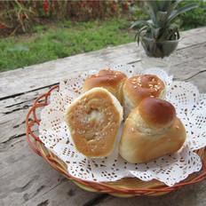 脆底蜂蜜小面包