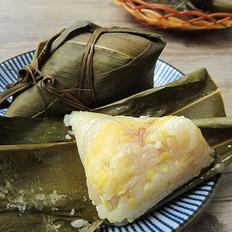 绿豆鲜肉粽