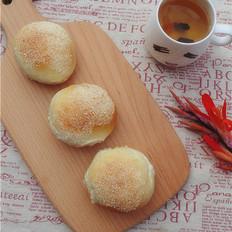 椰香奶酥面包