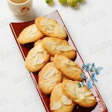 杏仁瓦片饼干