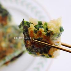 不用揉面的饺子版韭菜春卷,超级简单