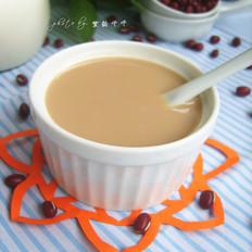 桂圆枸杞红豆豆奶