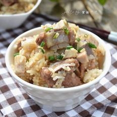 香芋排骨焖饭