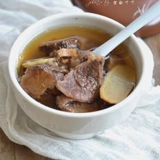 当归羊肉生姜汤