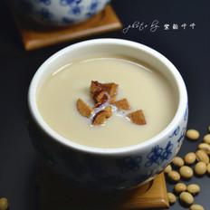 糯米红枣豆奶
