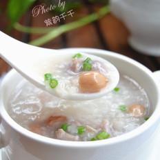 苏泊尔·中华炽陶咸肉花生粥