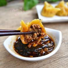 木耳香菇胡萝卜饺子