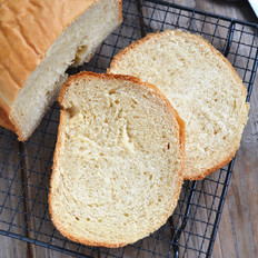 花生吐司面包的做法