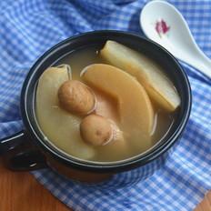 雪梨猪展汤的做法大全