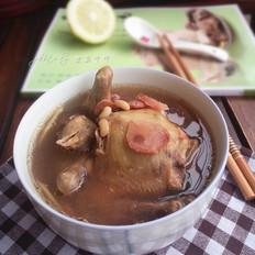 眉豆鸽子汤