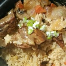 排骨小锅饭