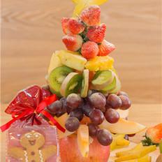 圣诞水果树