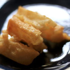 脆皮炸豆浆