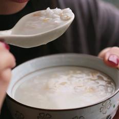 焖烧罐版 大米燕麦粥