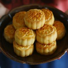 莲蓉蛋黄广式月饼 (超级完整版)