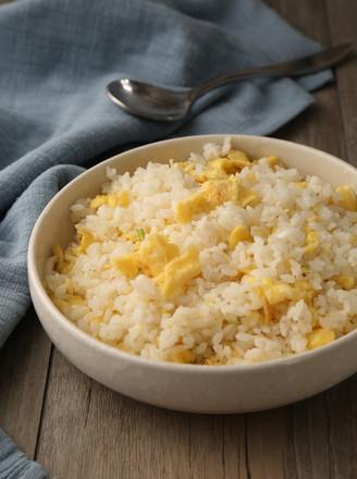 超详细步骤 小白蛋炒饭的做法