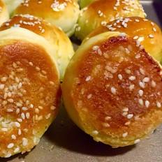 韩国脆底小面包