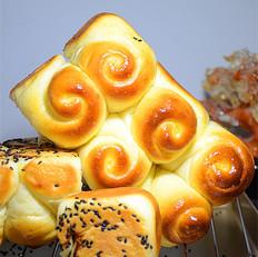 酸奶脆底面包