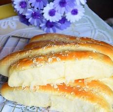 淡奶燕麦排包