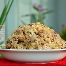 猪肉白菜木耳饺子馅