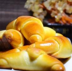 奶酪牛角面包