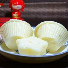 糖桂花米发糕