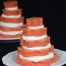 奶油蛋糕塔