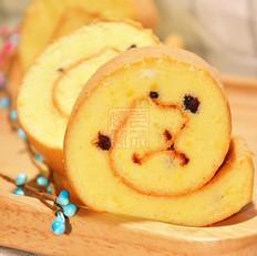 果粒蛋糕卷