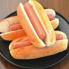 简易热狗面包