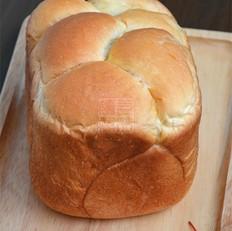 奶香蔓越莓面包
