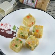 什锦土豆泥#丘比沙拉汁#的做法
