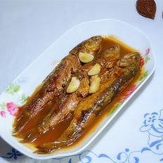 红烧华子鱼