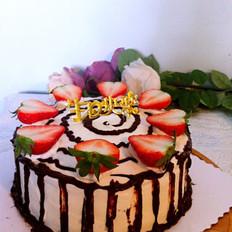 树根年轮蛋糕