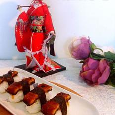 鳗鱼握寿司