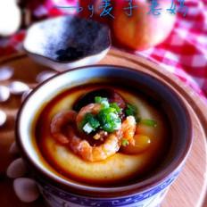 海参茶碗蒸